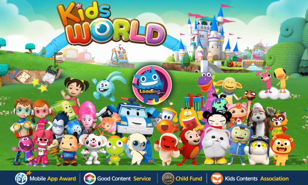 Miaomiao Television Episodes Now Available on Kids WORLD App by BLUEPIN