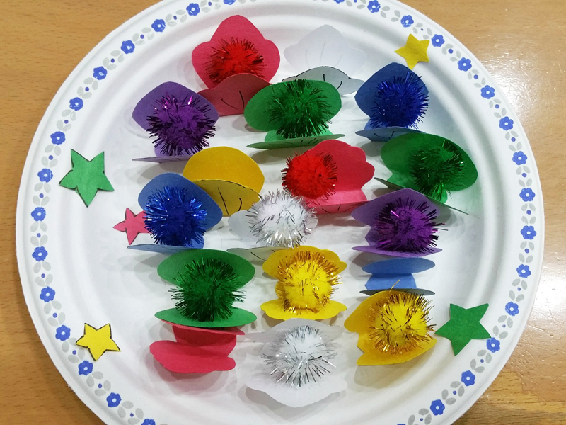 Pompom Clams – A Color-Matching Game